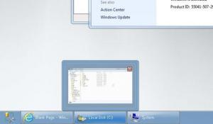 Dual Monitor Taskbar 1.21 - náhled