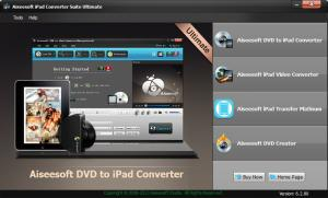 Aiseesoft iPad Converter Suite 7.2.6 - náhled