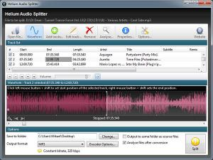 Helium Audio Splitter #343 - náhled