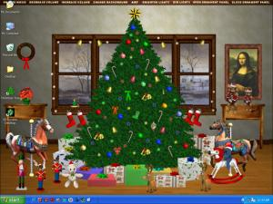 Christmas Tree Interactive Desktop 2 - náhled
