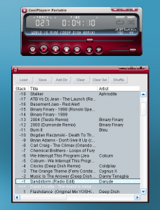 CoolPlayer+ Portable 2.19.2 - náhled