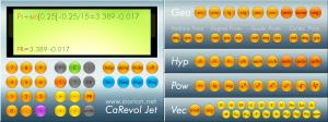 CaRevol Jet 1.1 - náhled
