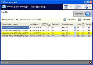 Who Is On My Wifi 4.0.5 - náhled