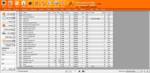 Komplexní pokladní systém AWIS 4.4.8 - náhled