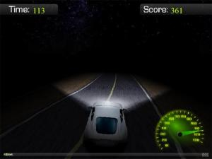 Night Driver 3D - náhled