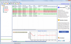 10-Strike Network Monitor 4.2 - náhled