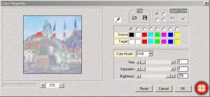 Color MegaMix 1.1 - náhled