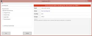 EasyBrowser 1.0 - náhled