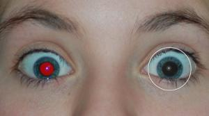 Free Red-eye Reduction Tool 2.0.0 - náhled