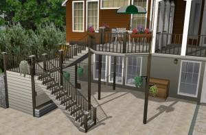 Dřevěné a zděné konstrukce - náhled