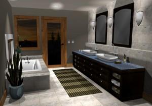 Interiéry a nábytek - náhled