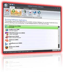 SafeSpace 2.0.41 - náhled
