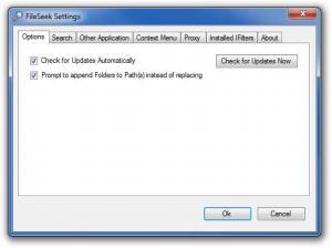 FileSeek 3.2.1 - náhled