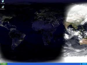 Desktop Earth 2.0 - náhled