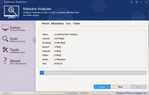 Fawwaz Antivirus 1.00 - náhled