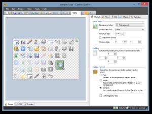 Cyotek Spriter 1.0.8.0 - náhled