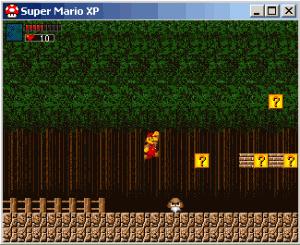 Super Mario XP