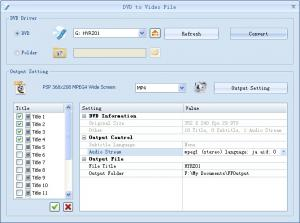 Format Factory 4.2.0.0 - náhled