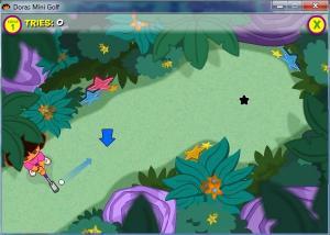 Dora's Mini-Golf - náhled