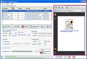 PDF To TIFF Converter 1.4 - náhled