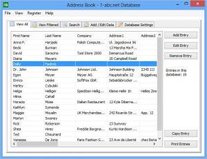 1-abc.net Database 3.01 - náhled