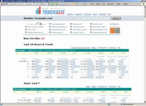 TrackSite Free 5.6 - náhled