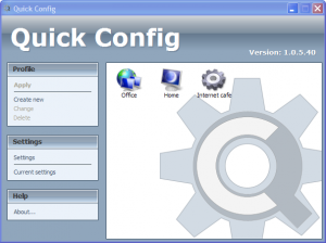 Quick Config Portable 1.2.1.118