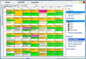 Company's Calendar 2.478 - náhled