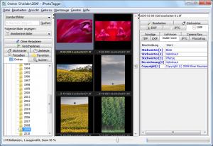JPhotoTagger 0.25.0 - náhled