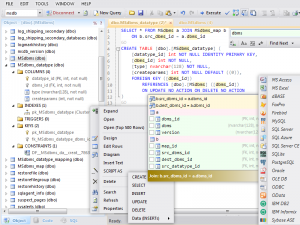 Database .NET 30.3.7450 - náhled