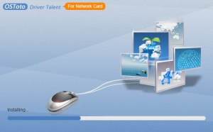 Driver Talent for Network Card - náhled