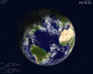 Actual Earth 3D 1.2 - náhled