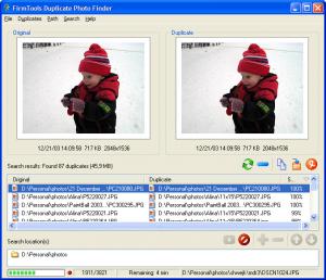 Duplicate Photo Finder 5.20.0.1049 - náhled
