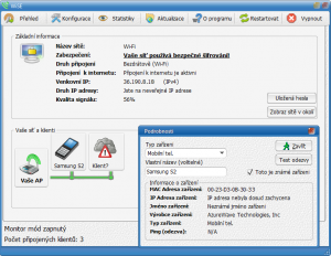 WiSE - Wireless Security 2.0.1.7 - náhled