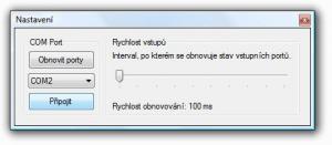 COM Port 2.0 - náhled