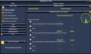DTweak Pro 4.8 - náhled