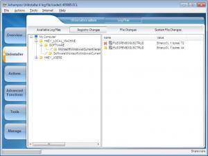 Ashampoo UnInstaller 6.0 - náhled