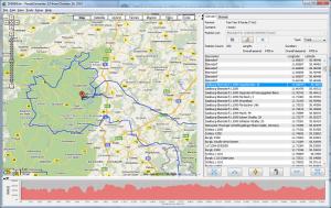 RouteConverter 2.12 - náhled