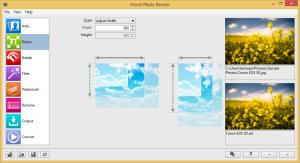 Hornil Photo Resizer 1.1.1 - náhled