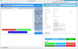 SkypeSoft 1.9 - náhled