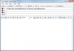 eM Client 7.1.32561 - náhled