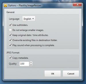 Plastiliq ImageResizer 1.2.5 - náhled