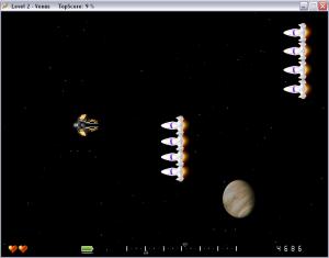 Flight To Pluto 1.0 - náhled