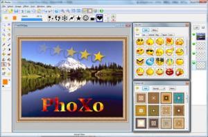 PhoXo 8.1.0 - náhled