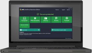 AVG AntiVirus Business Edition - náhled