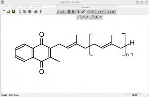 ChemPlot - náhled