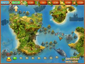 Císařský ostrov 2 - Pátrání po nové zemi - náhled