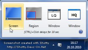 Shotty 2.0.2 - náhled