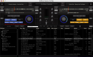 DJ Mixer Express 5.8.3 - náhled