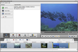 AVS Video ReMaker 6.3.4.238 - náhled